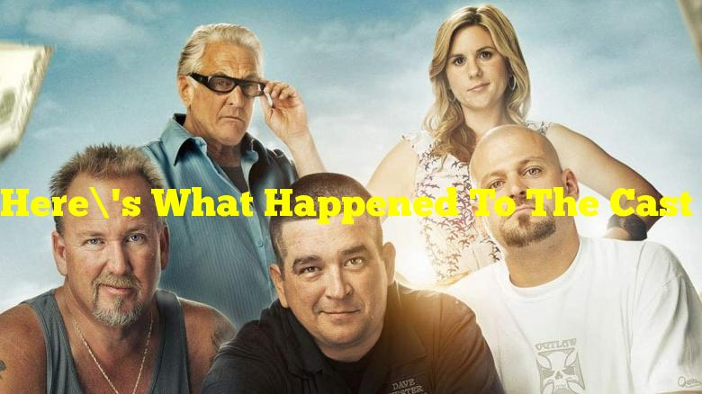 Here's What Happened To The Cast Of Storage Wars
