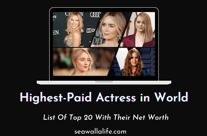 Top 20 Highest-Paid Actress in The World (Updated 2021)