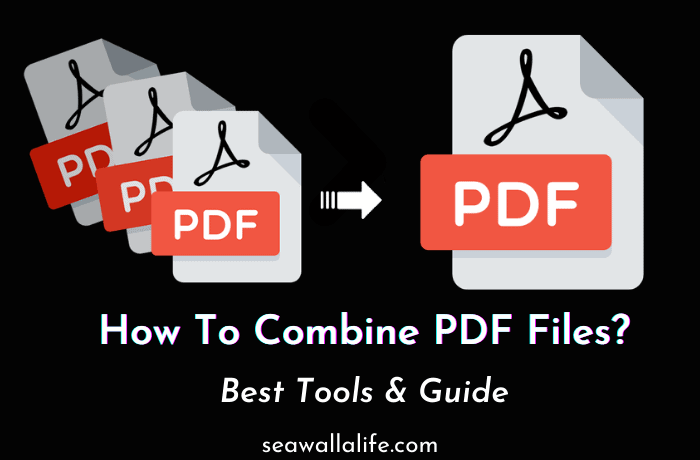 How to Combine (Merge) PDF Files Online?