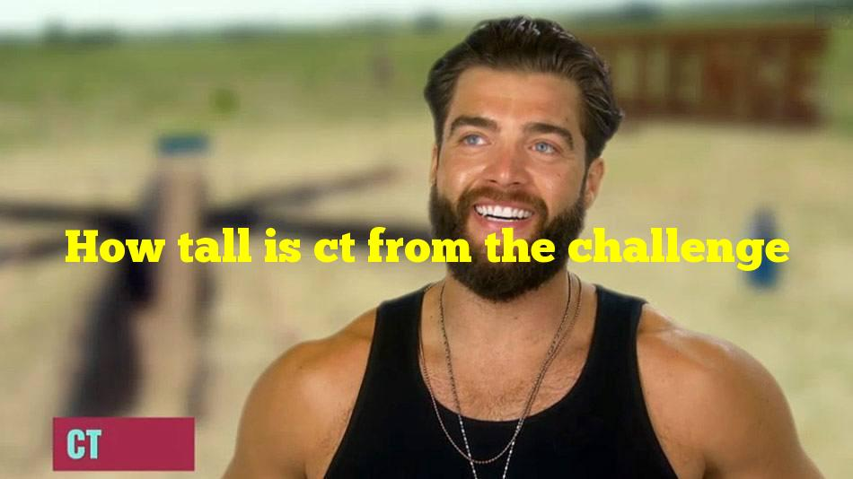How tall is ct from the challenge
