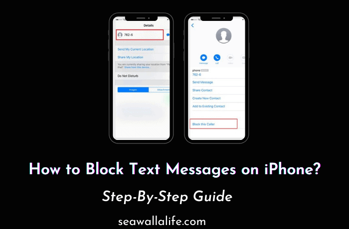 How to Block Text Messages on iPhone?