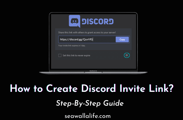 How to Create Discord Invite Link (Step By Step)