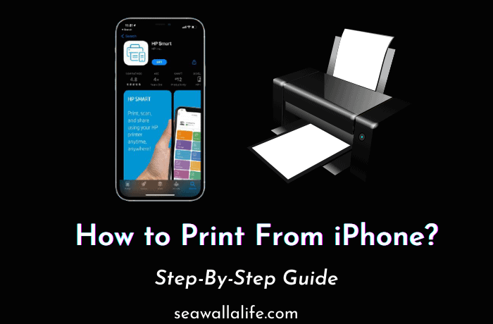 How to Print From iPhone (Step By Step Guide)