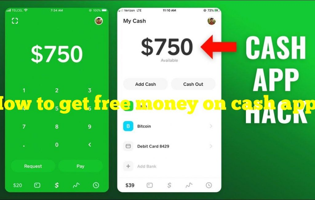 How to get free money on cash app?