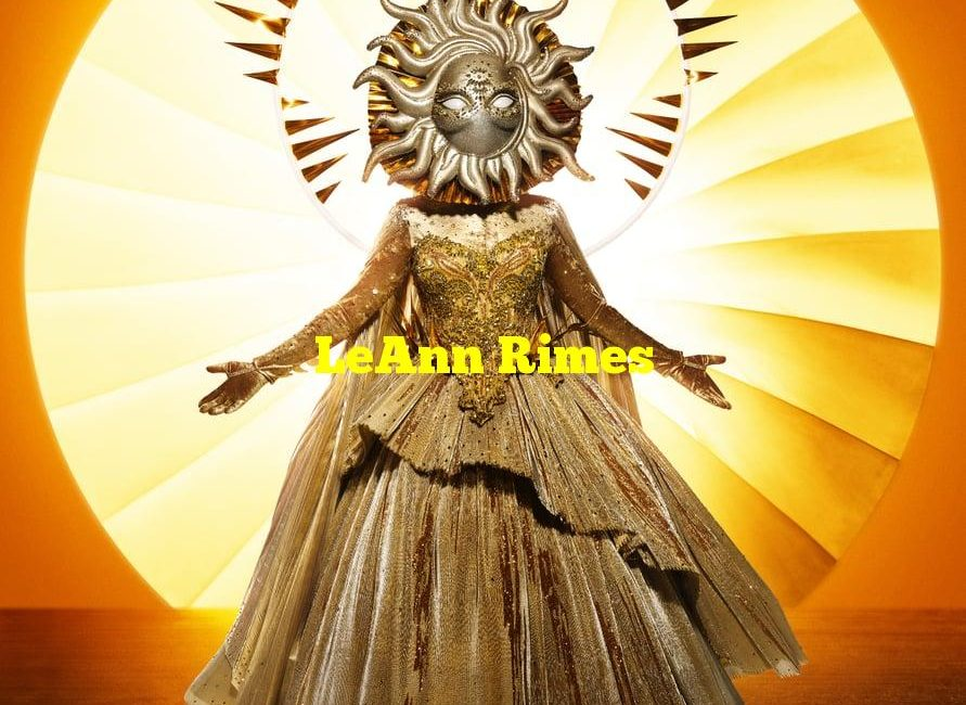 who is the sun on the masked singer?