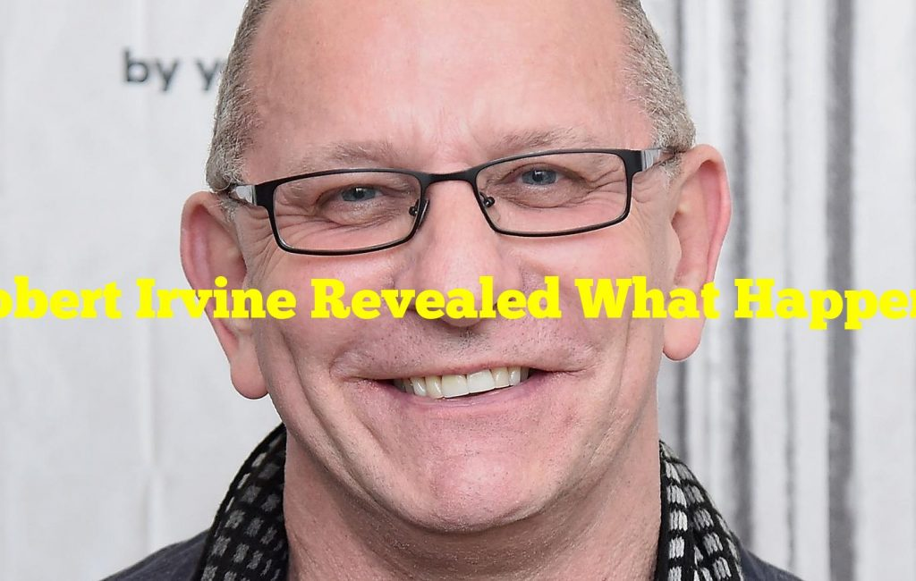 Robert Irvine Revealed What Happened After He Got COVID-19 Last Summer