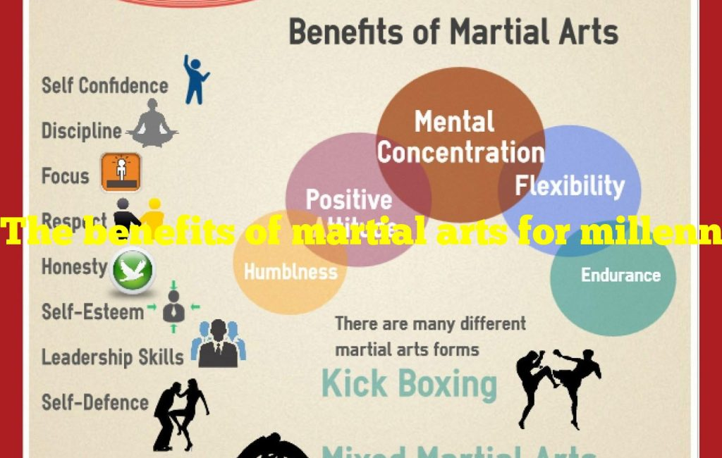 The benefits of martial arts for millennials