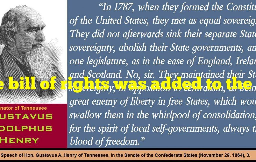 The bill of rights was added to the constitution because ________.