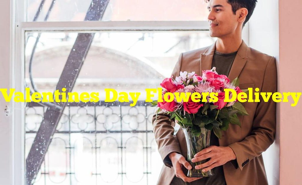 Valentines Day Flowers Delivery