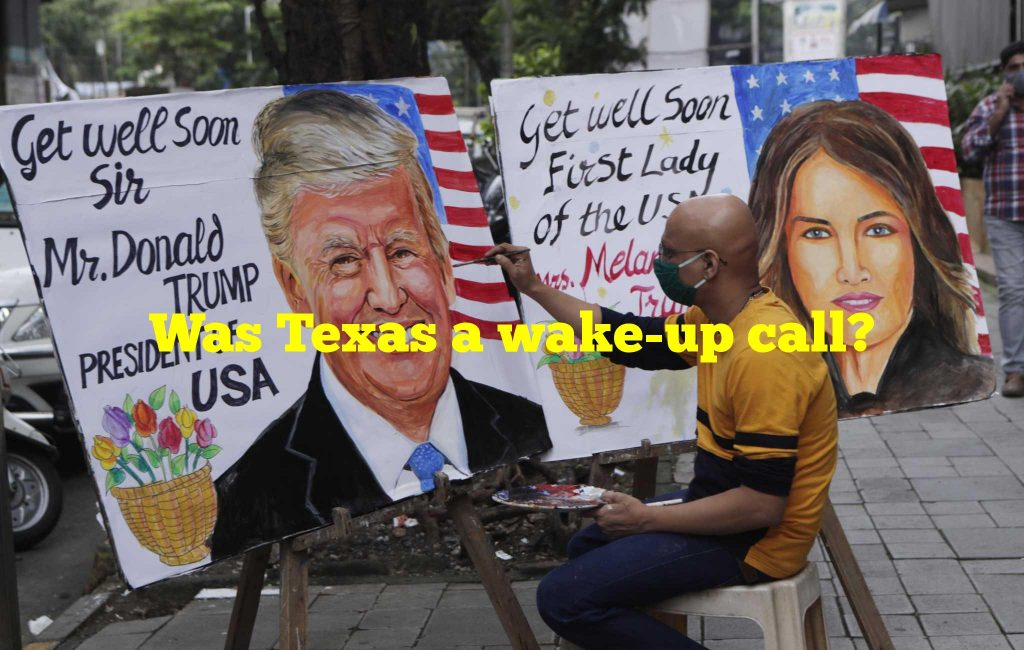 Was Texas a wake-up call?