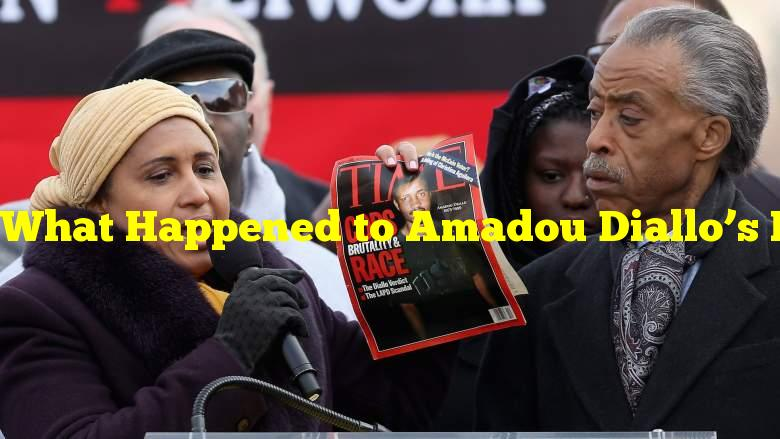 What Happened to Amadou Diallo's Killers?
