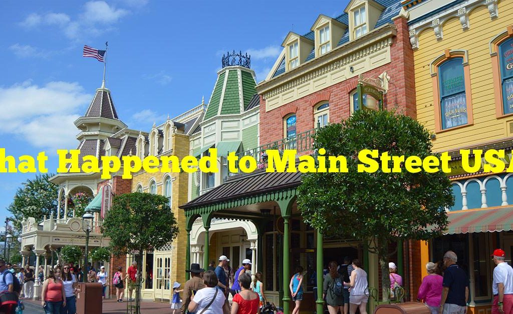 What Happened to Main Street USA?