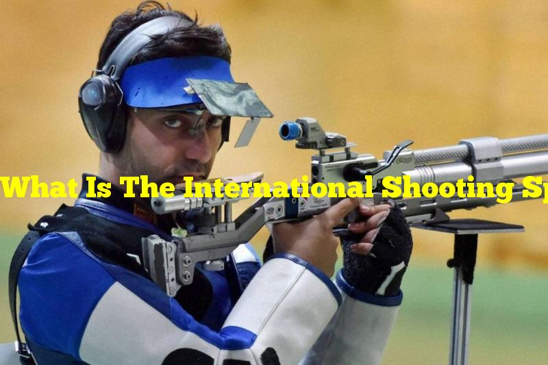 What Is The International Shooting Sport Federation's Highest Shooting Honour Called?