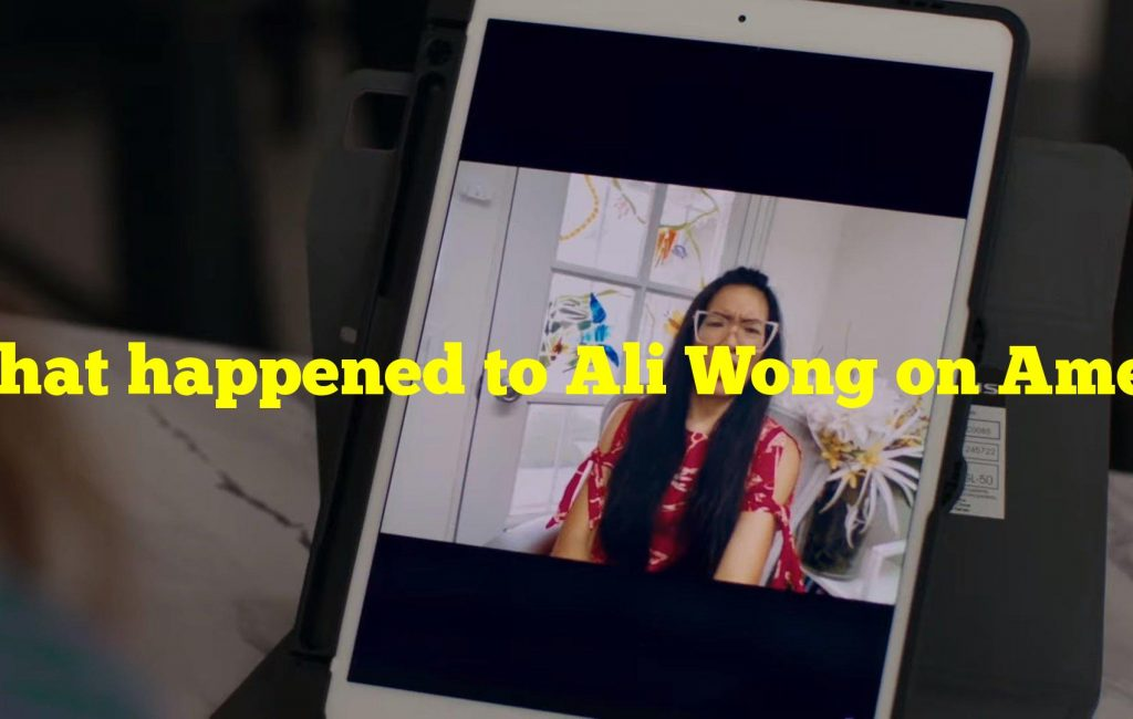 What happened to Ali Wong on American Housewife? Fans question Doris's physical absence!