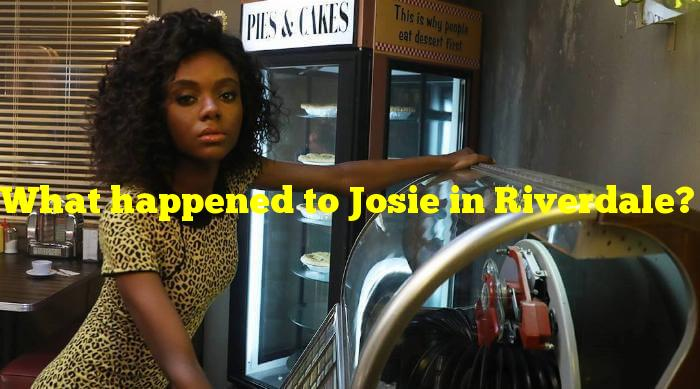 What happened to Josie in Riverdale? Here is what you need to know