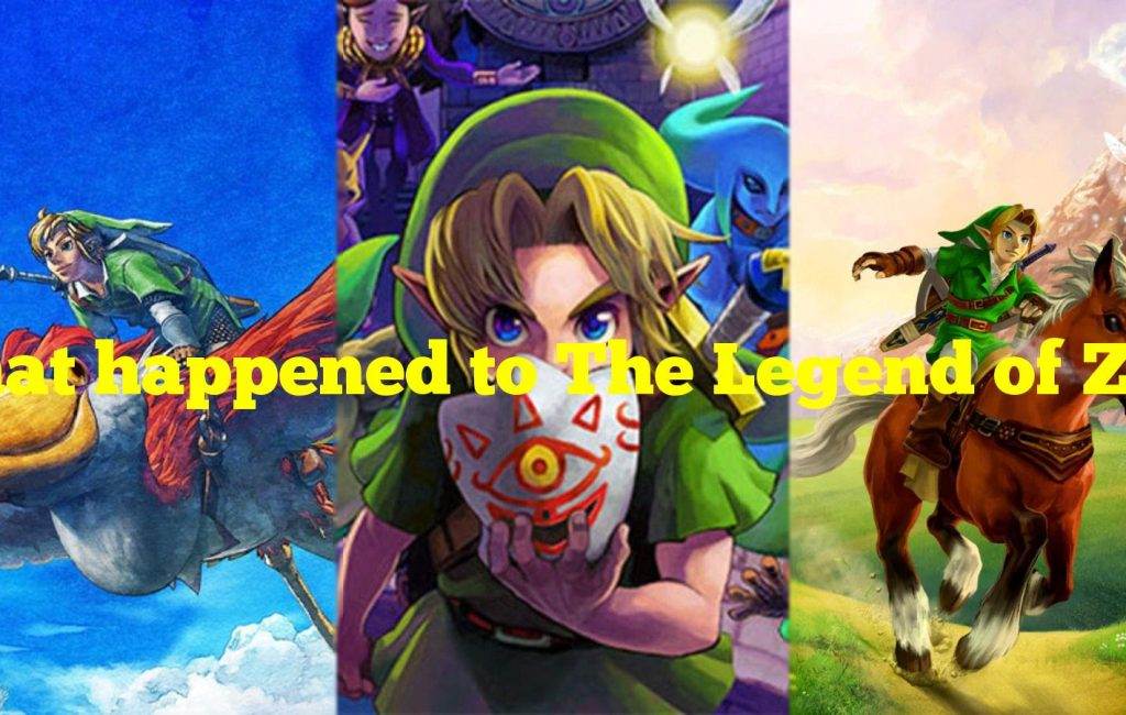 What happened to The Legend of Zelda's 35th anniversary?