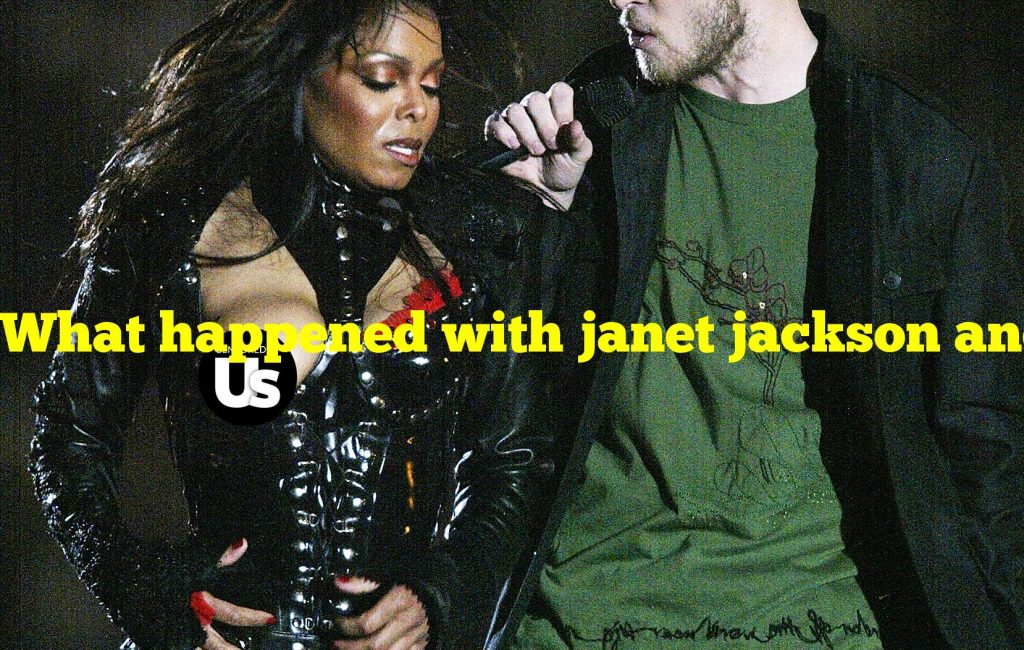 What happened with janet jackson and justin timberlake