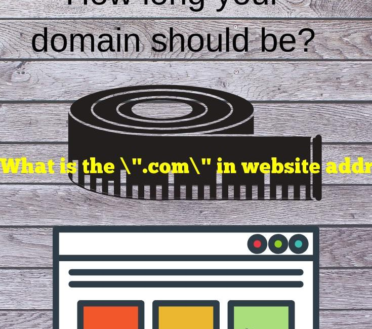 """What is the """".com"""" in website addresses short for?"""
