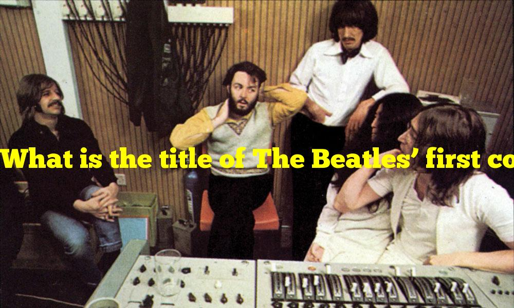 What is the title of The Beatles' first comedy feature film?