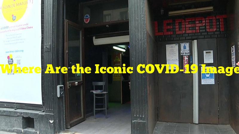 Where Are the Iconic COVID-19 Images?
