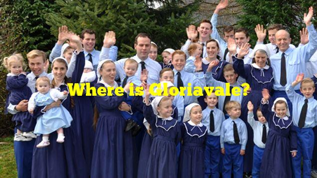 Where is Gloriavale?