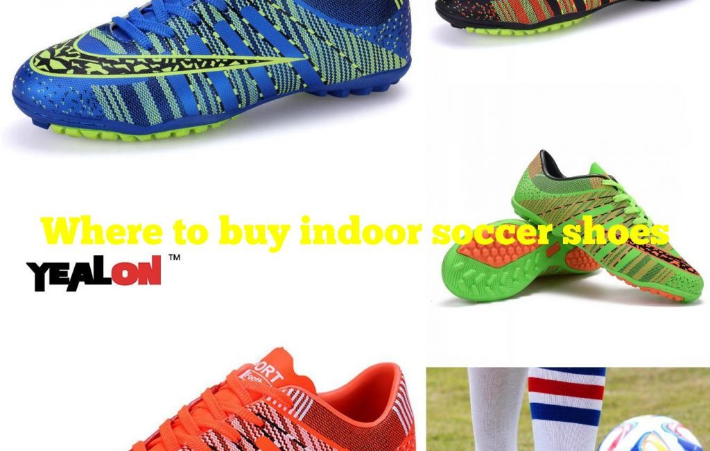 Where to buy indoor soccer shoes