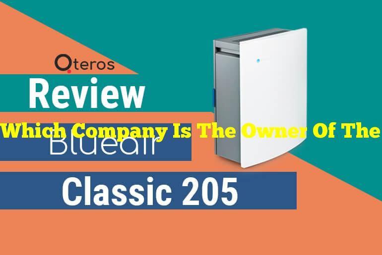 Which Company Is The Owner Of The Air Purifier Brand Blueair?