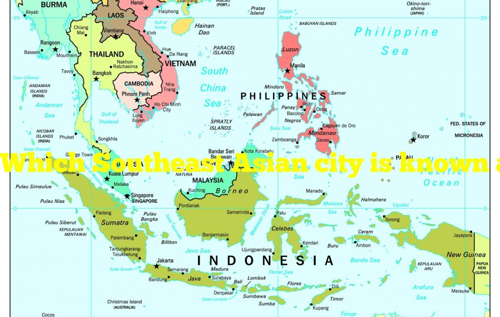 """Which Southeast Asian city is known as """"the city of cats""""?"""