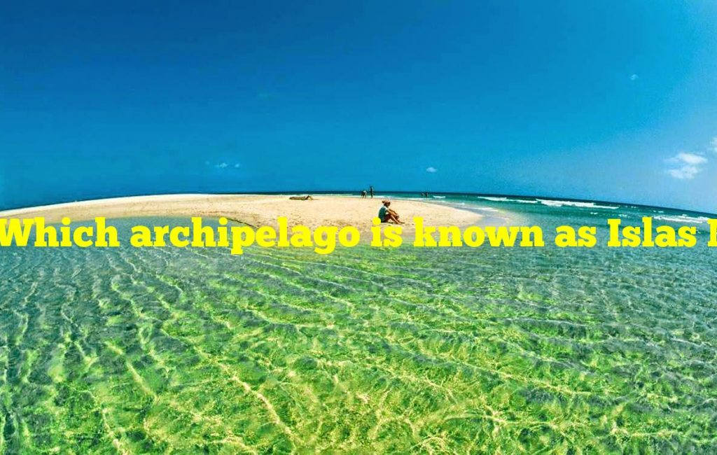 Which archipelago is known as Islas Malvinas in Spanish?