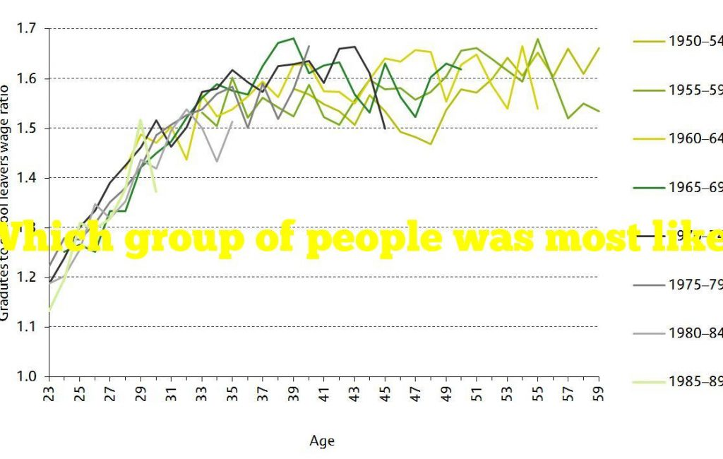 Which group of people was most likely to work for long hours with little pay in the mid-1800s?
