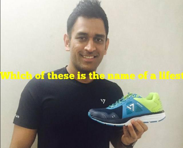 Which of these is the name of a lifestyle brand launched by M. S. Dhoni?