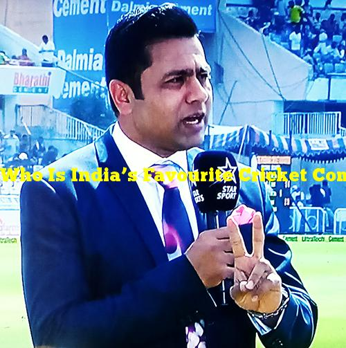 Who Is India's Favourite Cricket Commentator?