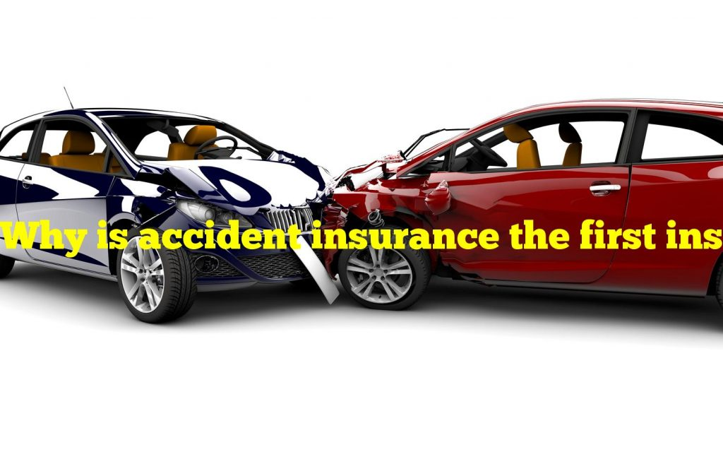 Why is accident insurance the first insurance you should buy? by dropgalaxy.com