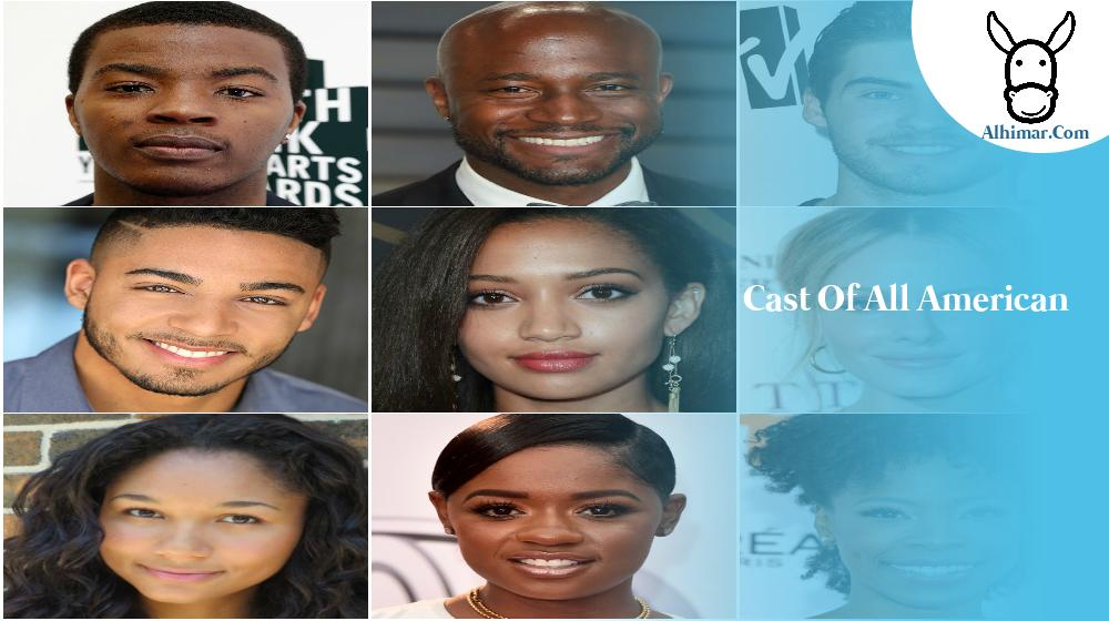 cast of all american