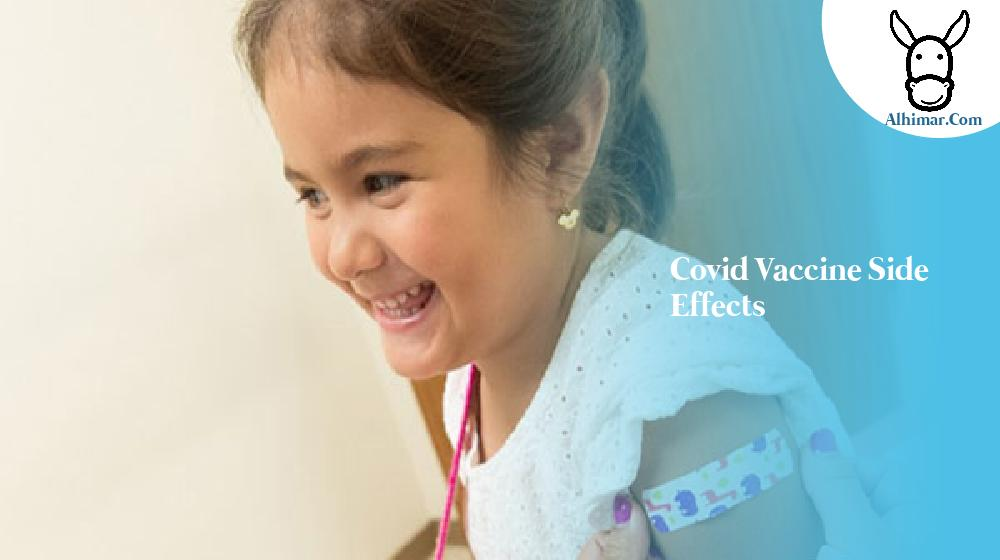covid vaccine side effects
