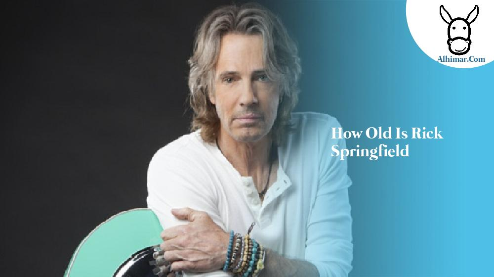 how old is rick springfield ?