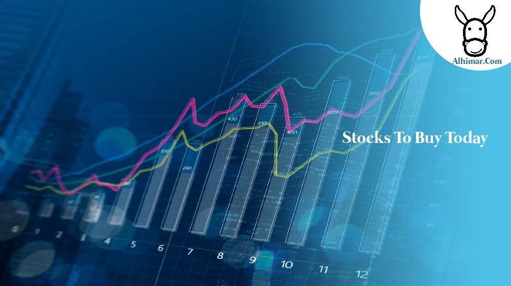 stocks to buy today