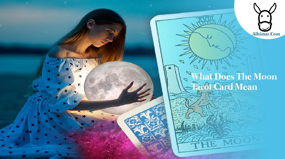 what does the moon tarot card mean