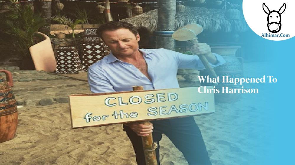 what happened to chris harrison