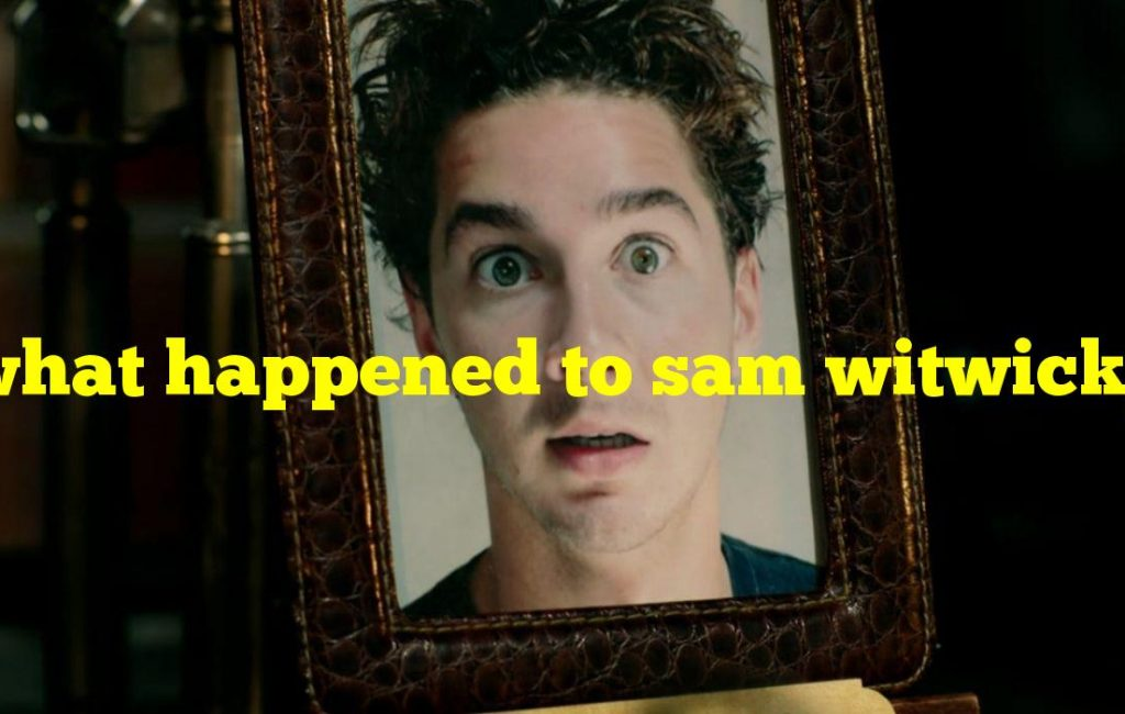 what happened to sam witwicky