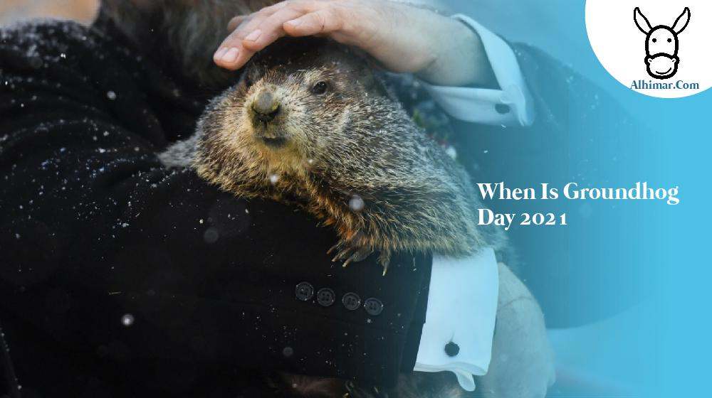 when is groundhog day 2021