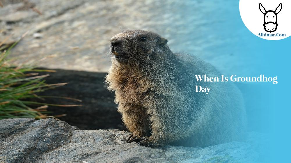 when is groundhog day