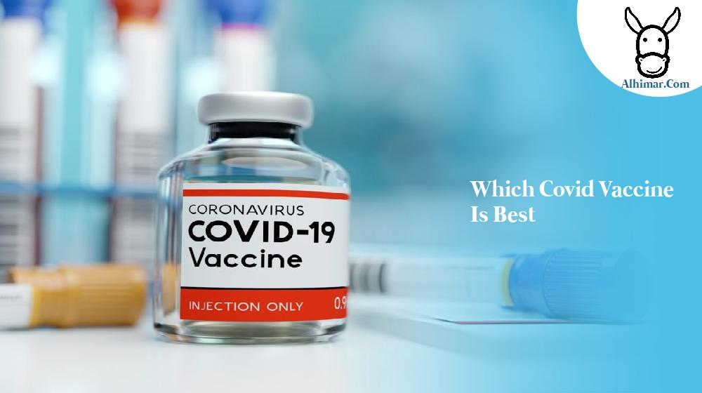 which covid vaccine is best