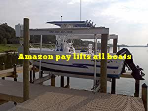 Amazon pay lifts all boats