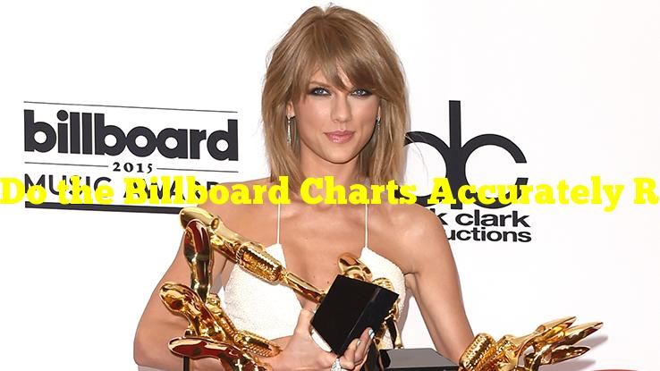 Do the Billboard Charts Accurately Represent the Music Industry Anymore?
