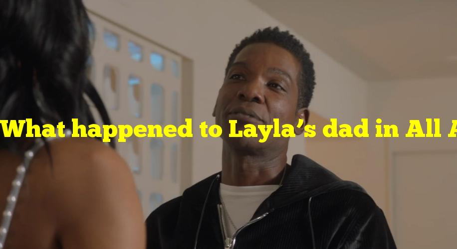 What happened to Layla's dad in All American? Why was Elvis Nolasco recast?