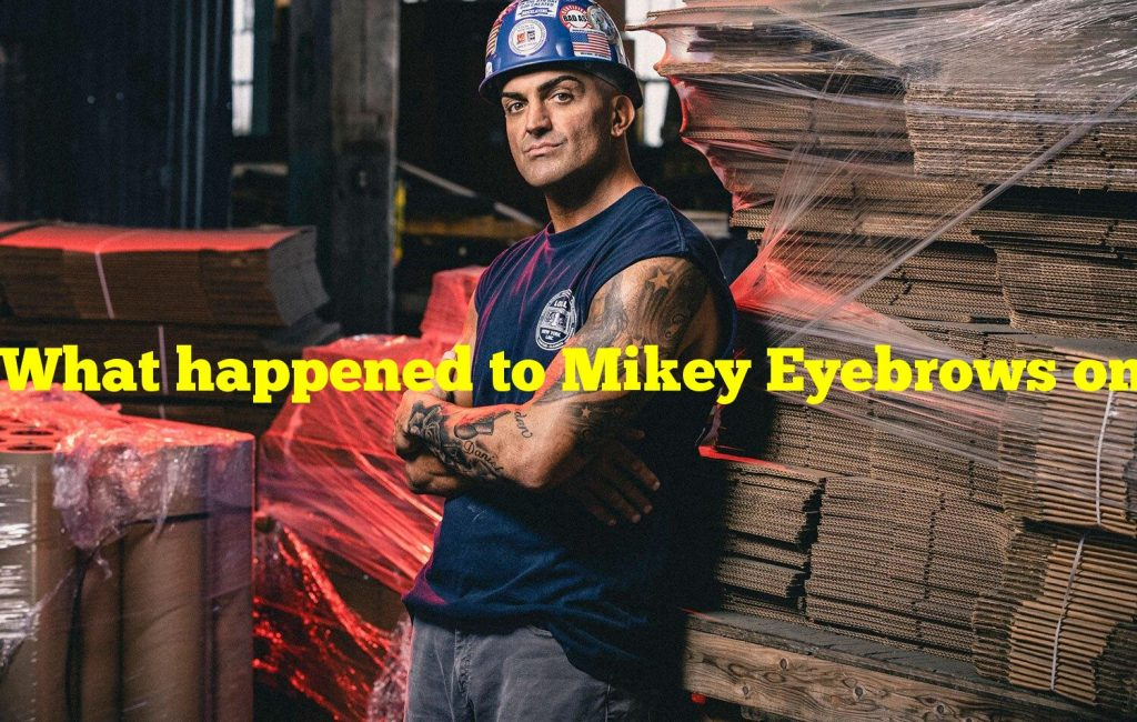 What happened to Mikey Eyebrows on 'Tough As Nails'?