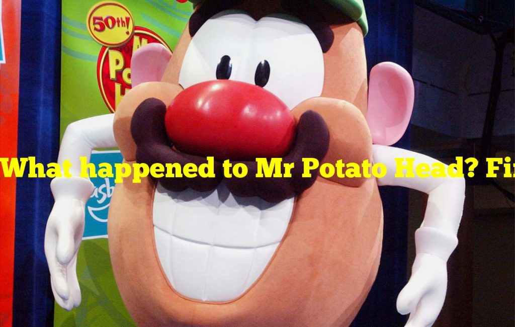 What happened to Mr Potato Head? Find out is the Hasbro company toy getting cancelled