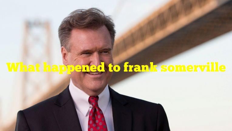 What happened to frank somerville