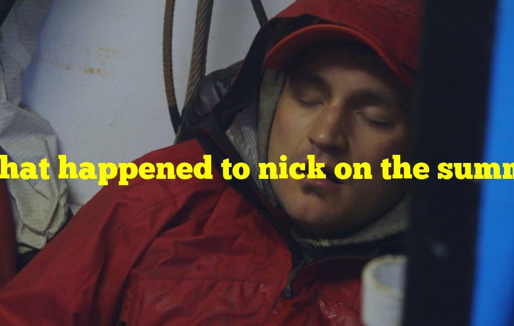 What happened to nick on the summer bay
